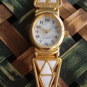 Accessories - Plated gold watch